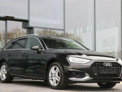 gebraucht Audi A4 Avant 35 TFSI/Hybrid advanced S-line MEM. AHK