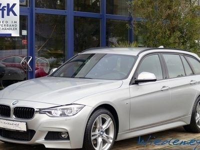 gebraucht BMW 320 d Touring M Sport 6 d-temp Leder, Navigation