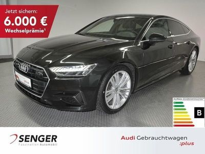 used Audi A7 Sportback 3,0TFSI Assistenz-Paket Stadt/Tour Ma