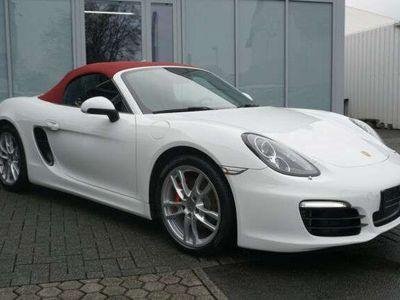 gebraucht Porsche Boxster S / Navi / Leder / PDC / PDK