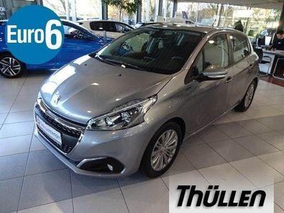 gebraucht Peugeot 208 Signature Puretech 82, Kamera, MirrorLink
