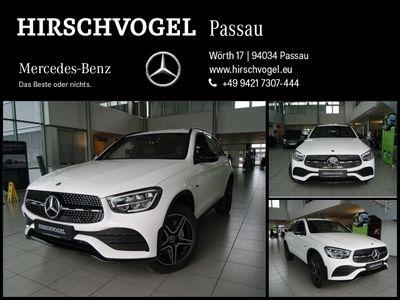 gebraucht Mercedes GLC300 e 4M AMG-Line+Night+AHK+MBUX+LED+Kam+PDC