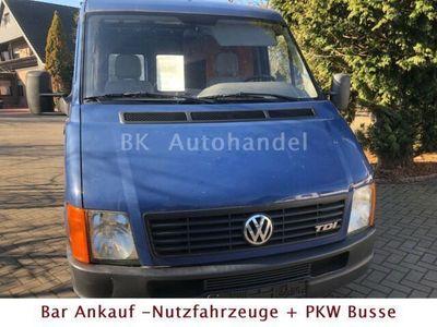 usado VW LT 28 TDI Ohne TÜV?
