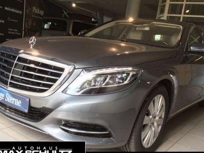 gebraucht Mercedes S500 4M L 9G-Tronic*Comand*LED-ILS*TV*Panodach