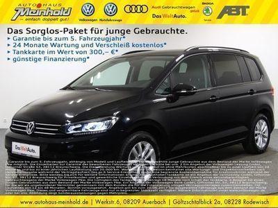 gebraucht VW Touran 1.6 TDI Comfortline, LED, Klima, GRA