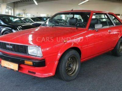 gebraucht Toyota Corolla E7 Liftback GT Coupe *H-Zulassung*