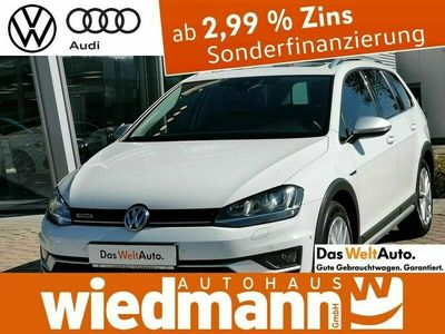 gebraucht VW Golf Alltrack Variant 2.0 l TDI VII