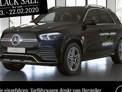 gebraucht Mercedes GLE400 d 4M AMG Fahrass WideScreen Stdhzg Pano