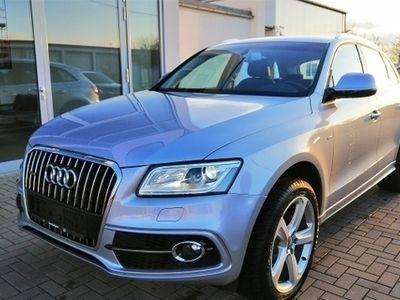 gebraucht Audi Q5 quattro 2.0 TDI S-line,Navi,LM 18',Garantie