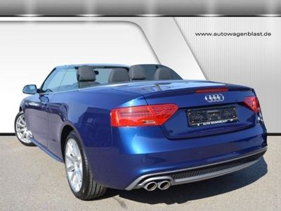 gebraucht Audi A5 Cabriolet S line 2.0 TDI 130(177) kW(PS) 6-Gang