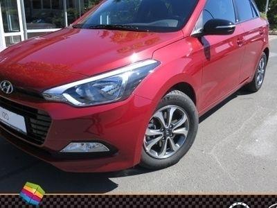 used Hyundai i20 5-Türer 1,0 Benzin, Turbo 100PS Passion Multif.Lenkrad Klima SHZ PDC RCD