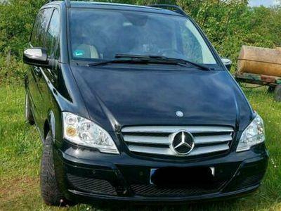 gebraucht Mercedes Viano 2.2 Trend Edition BlueEfficiency Sch...