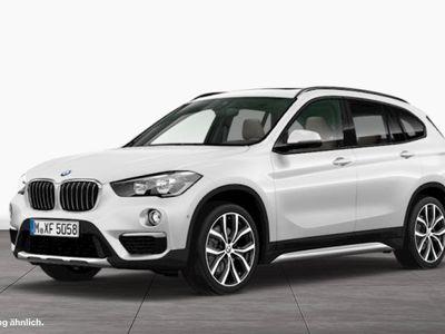 gebraucht BMW X1 xDrive20d xLine Head-Up Pano.Dach RFK Shz