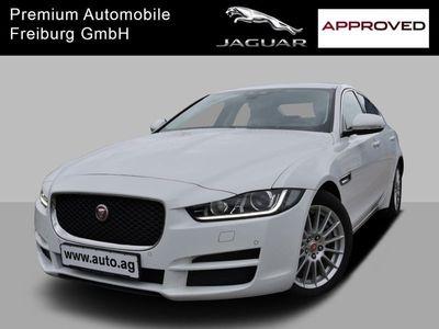 gebraucht Jaguar XE PERFORMANCE 4 PAKETE APPROVED