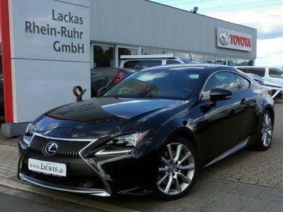 gebraucht Lexus RC200t *Mark Levinson Sorround*Navi*Luxury