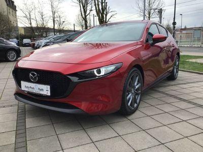 gebraucht Mazda 3 X 180PS Selection*DES-Paket*18 Zoll*Navi*