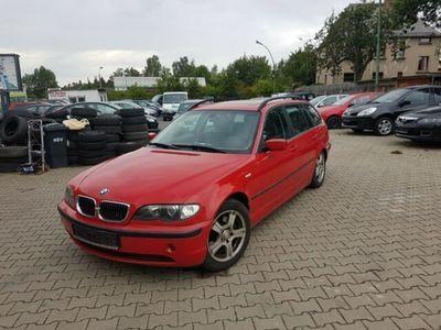 gebraucht BMW 325 Baureihe 3 Touring i