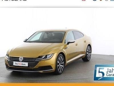 gebraucht VW Arteon Elegance 2.0 TDI BMT DSG 4-Motion Navi schwarz