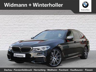 gebraucht BMW M550 d xDrive Touring DAB Aktivlenkung LED WLAN
