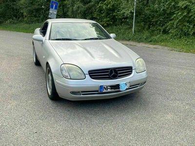 gebraucht Mercedes 170 SlkMercedes