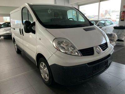 gebraucht Renault Trafic Kasten L1H1 2,9t Navi Klima Bluetooth PDC