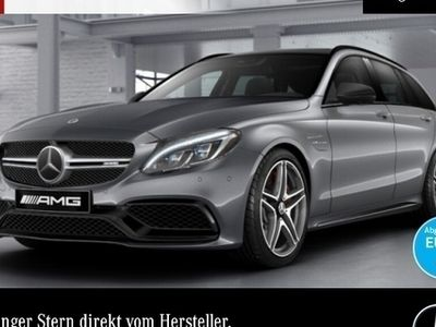 gebraucht Mercedes C63 AMG AMG S T Perf-Abgas Pano ILS 360° Distronic