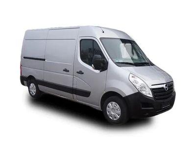 gebraucht Opel Movano 2.3 CDTI Kasten L2 H2 Klima NAVI AHK