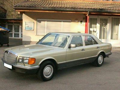 gebraucht Mercedes 380 W126 V8 H | Standheizung | Tüv neu | 162km