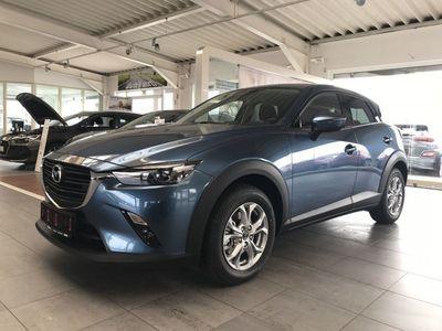 gebraucht Mazda CX-3 SKYACTIV-G 121 EXCLUSIVE