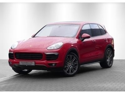 gebraucht Porsche Cayenne S Diesel / PDC, SHZ, Bi-Xenon, Color, Rückfahrkam.