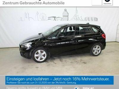 gebraucht BMW 220 Active Tourer d xDrive