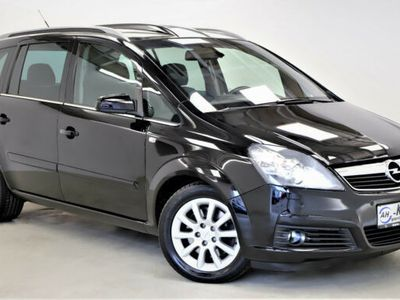 gebraucht Opel Zafira B 1.9 CDTI 150PS Automatik Cosmo Xenon