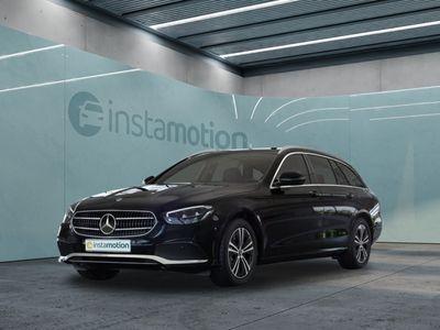 gebraucht Mercedes E200 E200 d T Avantgarde LED Navi Kamera Totw.-Ass.