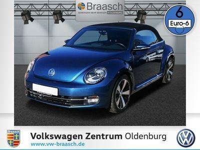 gebraucht VW Beetle Cabriolet Allstar 2.0 TDI BMT