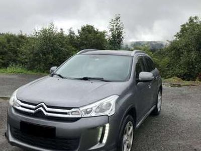 gebraucht Citroën C4 Aircross