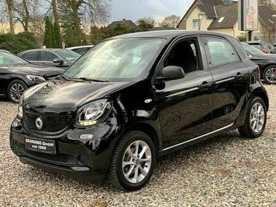 gebraucht Smart ForFour PASSION*TWINAMIC*LED*COOL&AUDIO*TEMPOMAT