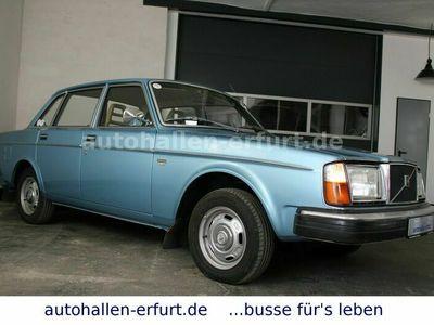 gebraucht Volvo 244 DLS*(S=Sondermodell für den Ostblock)*selten