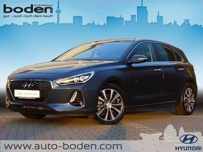 used Hyundai i30 5-Türer 1.4 T-GDI Premium Navi-P. Alert-P.