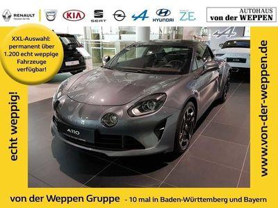 gebraucht Renault Alpine A110 Legende sofort verfügbar! Stuttgart Neuwagen, bei Autohaus von der Weppen GmbH & Co. KG