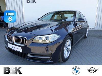 gebraucht BMW 530 d Bluetooth Navi Xenon Vollleder Klima PDC