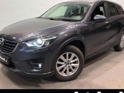 gebraucht Mazda CX-5 2.2 Skyactiv Exclusive **Navi/Sitzheizung