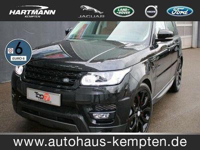 gebraucht Land Rover Range Rover Sport 4.4 SDV8 FAP HSE Dynamic EURO 6