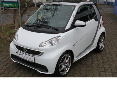 gebraucht Smart ForTwo Cabrio Micro Hybrid Drive *LEDER*NAVI*ALU