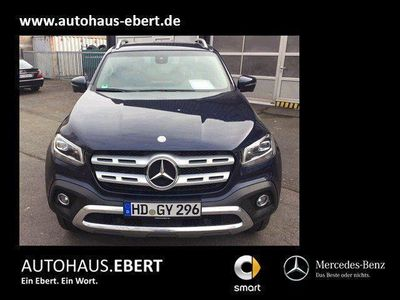 gebraucht Mercedes X250 CDI Power Edition Comand Online Navigation