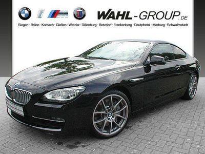 gebraucht BMW 650 i Coupe Head-Up HiFi Adapt.Dr. Dyn.Dr. LED