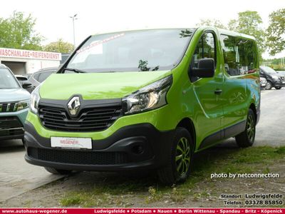 gebraucht Renault Trafic 1.6 dCi 95 Energy L1H1 2.7t Expression