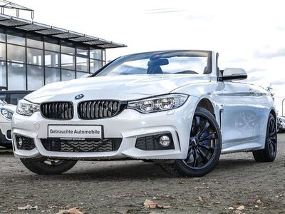 gebraucht BMW 440 4er i xDriveCabrio M Sport