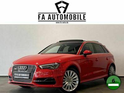 gebraucht Audi A3 Sportback e-tron e-tron Leder Navi LED Pano B&O 18