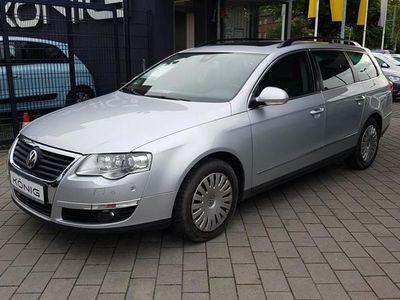 gebraucht VW Passat Variant 1.4 TSI DSG Comfortline Automatik