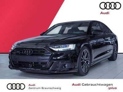 gebraucht Audi A8 50 TDI quattro tiptronic Luft Pano B&O Massag